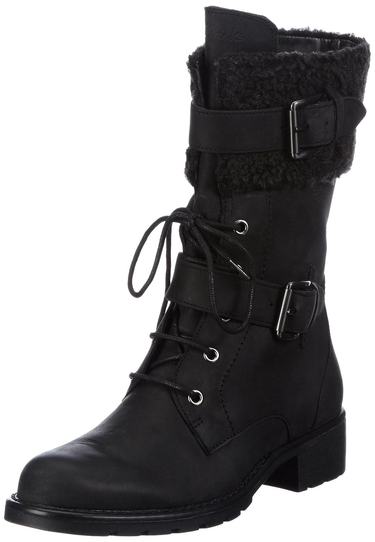 523e4c0f23 Clarks Orinoco Prize Ankle Boots Womens Black Schwarz (Black Nubuck) Size:  5.5 (39 EU): Amazon.co.uk: Shoes & Bags