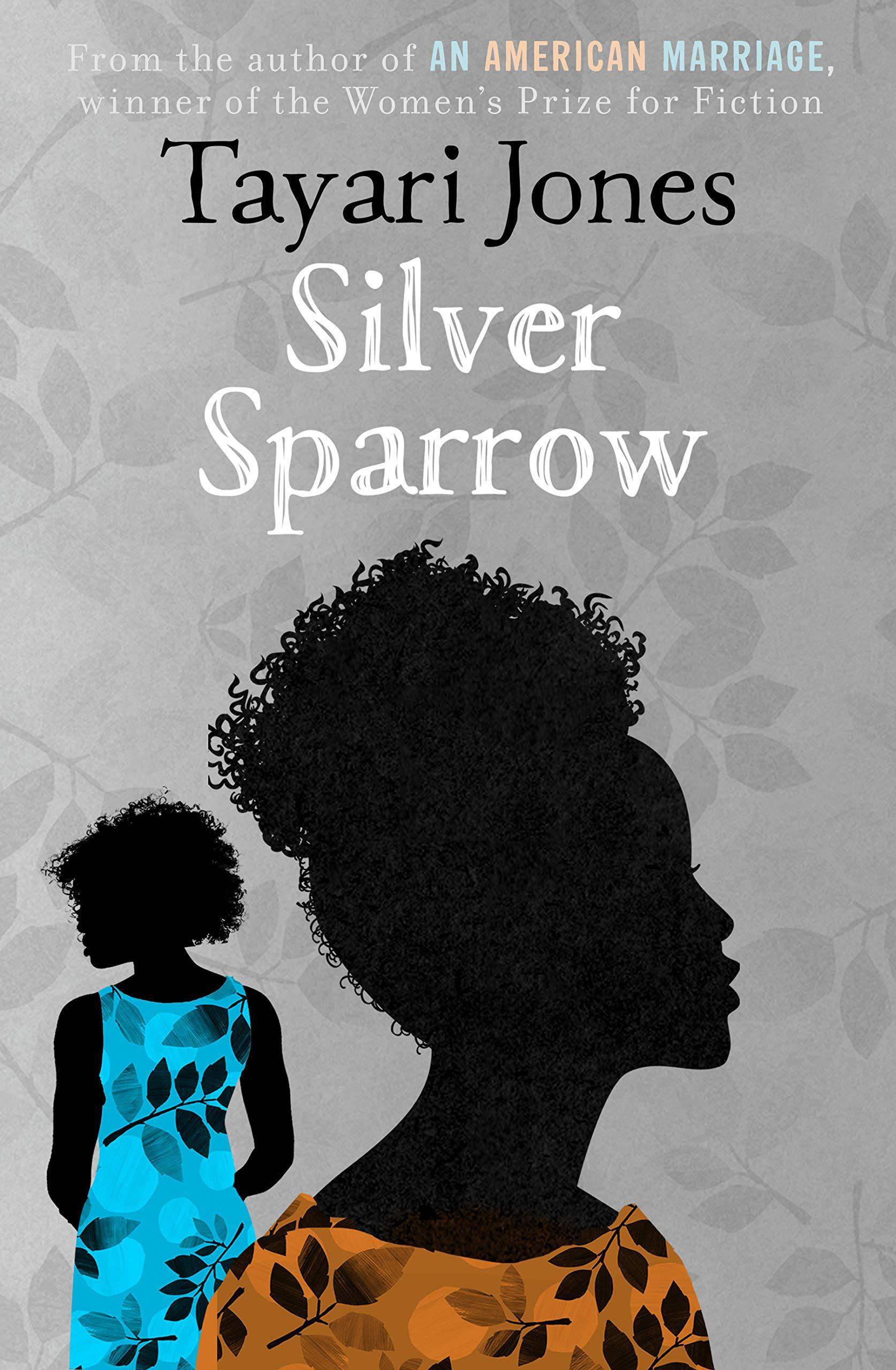 Cover: Tayari Jones Silver Sparrow