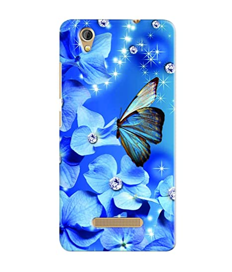 online store 3868f c8ce6 InkTree Silicone Printed Designer Back Cover for Gionee P5L