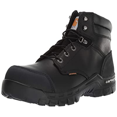 Carhartt Men's CSA 6-inch Rugged Flex Wtrprf Work Boot Comp Safety Toe Cmr6971 Industrial | Industrial & Construction Boots