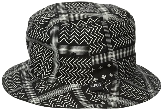 8dfab57b6ce90b Image Unavailable. Image not available for. Colour: LRG Men's Bandana Reverse  Bucket Hat ...