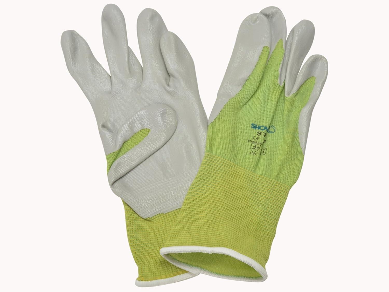 Green SHO G370G1 Small Floreo Gloves