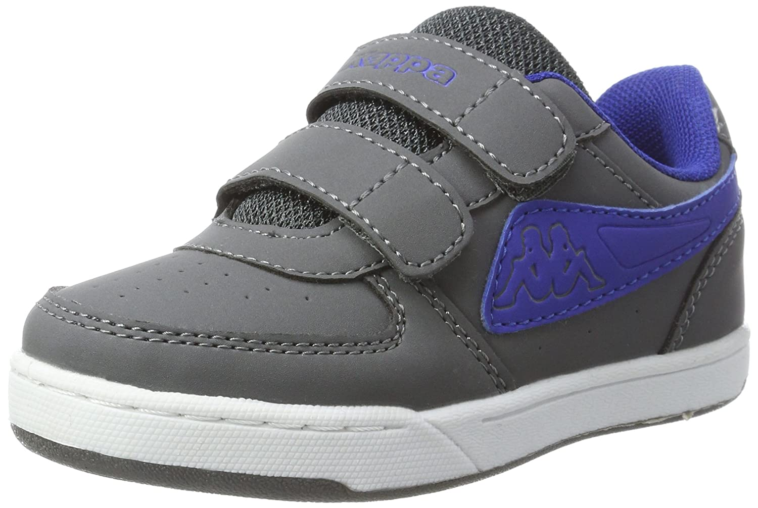 Kappa Trooper Light Ice, Sneakers Basses Mixte Enfant