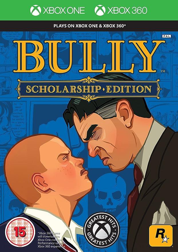Bully: Scholarship Edition - Xbox 360 [Importación inglesa]: Bully ...
