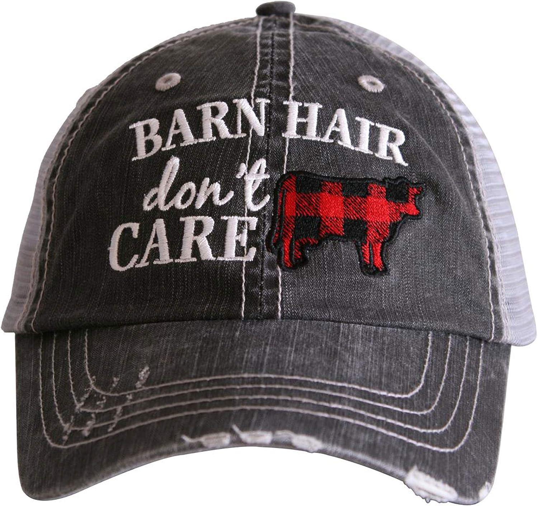 Katydid Barn Hair Don't...