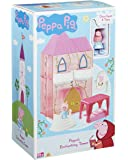 Peppa Pig : Once Upon a Time – La Tour Enchantée – 1 Mini Figurine + Décor