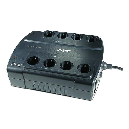 493 opinioni per APC Back-UPS ES 700- Gruppo di continuità (UPS) 700VA con risparmio energetico-