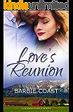 Love's Reunion: Garrett and Josie (Goldman Family Series Book 1)