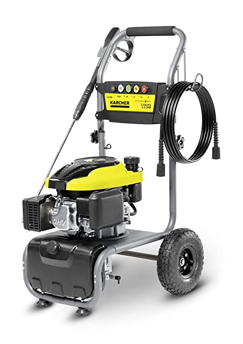 3. Karcher G 2700 PSI 2.5 GPM Gas Power Pressure Washer, Performance Series