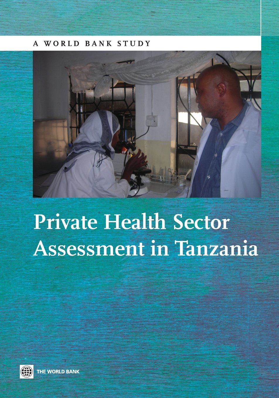 Download Private Health Sector Assessment in Tanzania (World Bank Studies) pdf epub