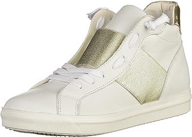 2-25208-28 Damen Sneakers Weiß, EU 41 Marco Tozzi