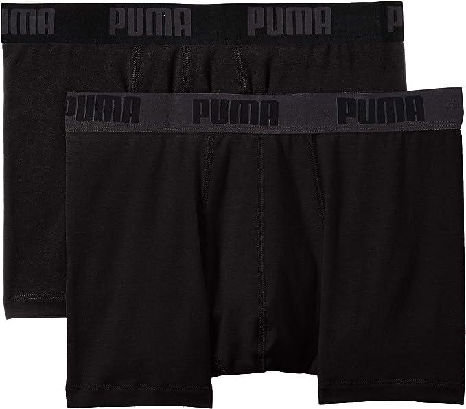PUMA Herren Boxer Basic 2p Boxershort