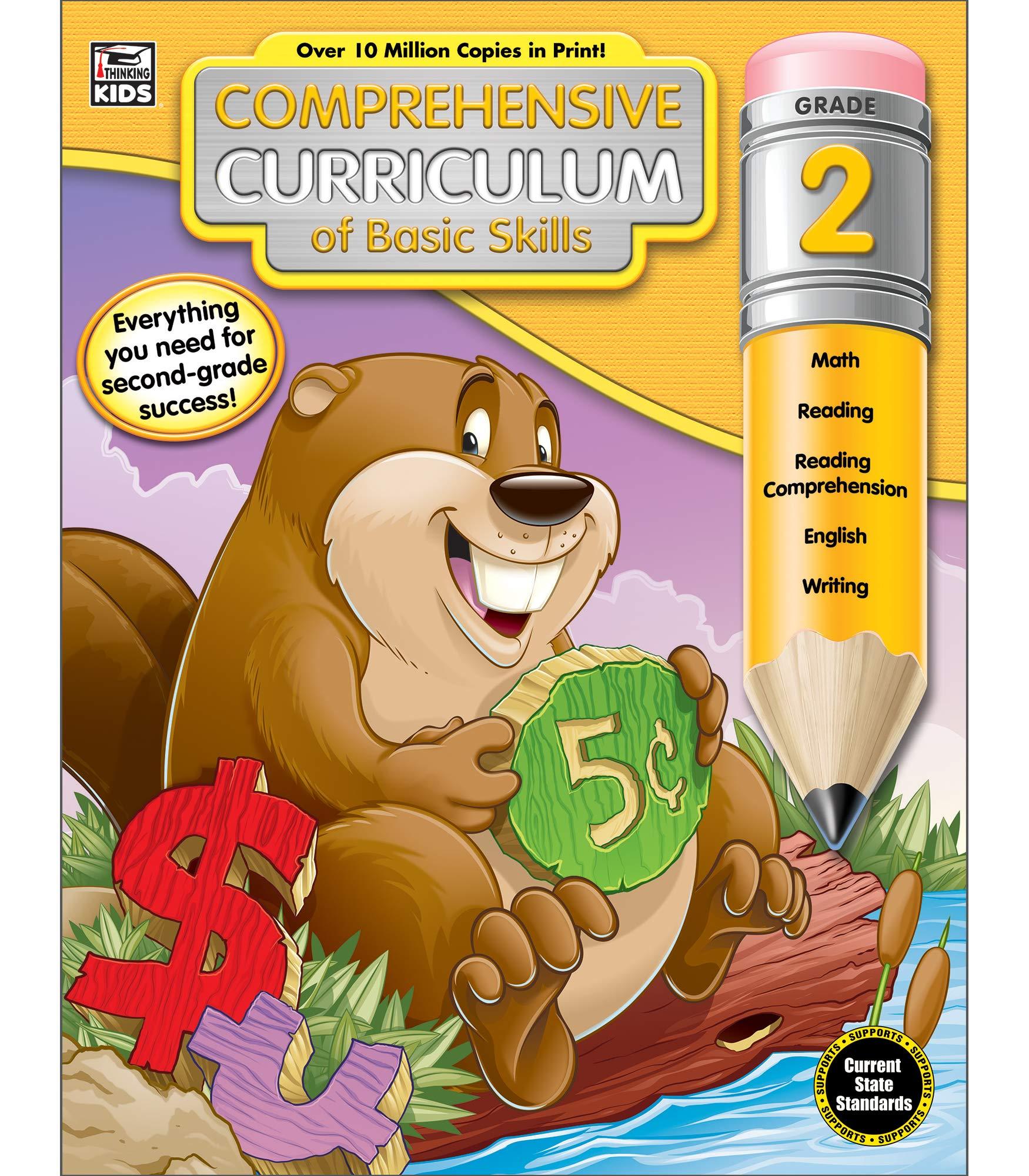 Comprehensive Curriculum of Basic Skills Workbook for Grade