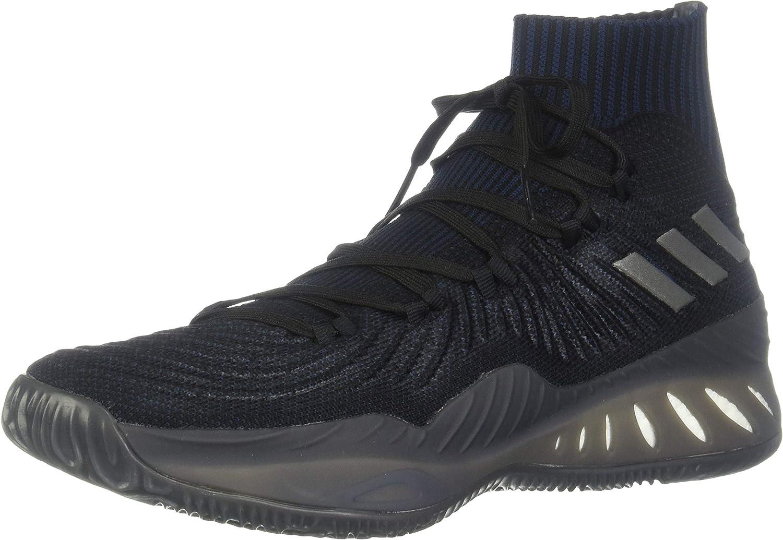 adidas Unisex-Adult Crazy Explosive 2017 Primeknit Basketball Shoe