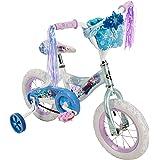 Huffy 12'' Disney Frozen Girls' Bike by, Ice Blue