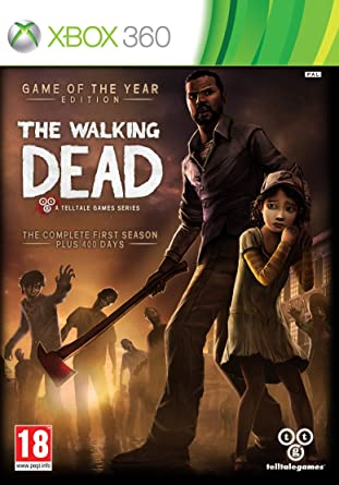 The Walking Dead Game of the Year Edition (Xbox 360): Amazon