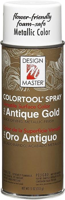 Design Master 746 Garden, Antique Gold