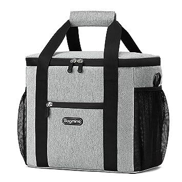 Amazon.com: Bagmine - Bolsa térmica para 24 latas de ...