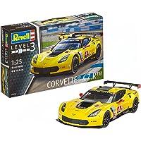 Revell Maqueta Corvette C7.R, Kit Modelo, Escala 1:24