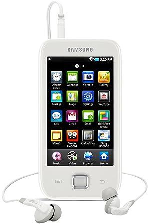 samsung 8gb galaxy player 50 white amazon co uk audio hifi rh amazon co uk Samsung Galaxy Phone Manual Camera Samsung Galaxy S3 Manual