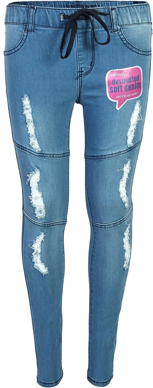 WallFlower Jeans Girls Soft Denim Stretchy Jeggings