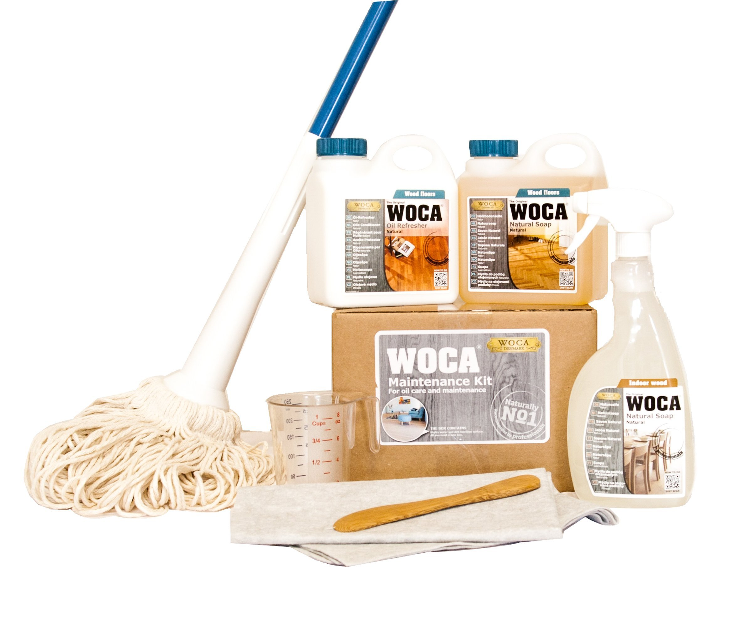 Woca Premiere Kit (Natural) by WOCA Denmark (Image #1)