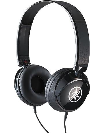 Yamaha HPH-50B - Auriculares, Color Negro