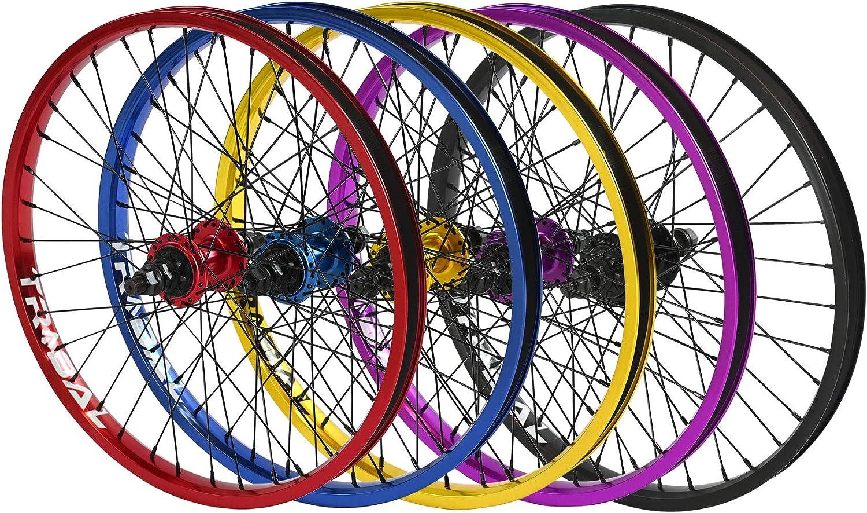 Tribal BMX Rear Wheel 9t Cog 18 size