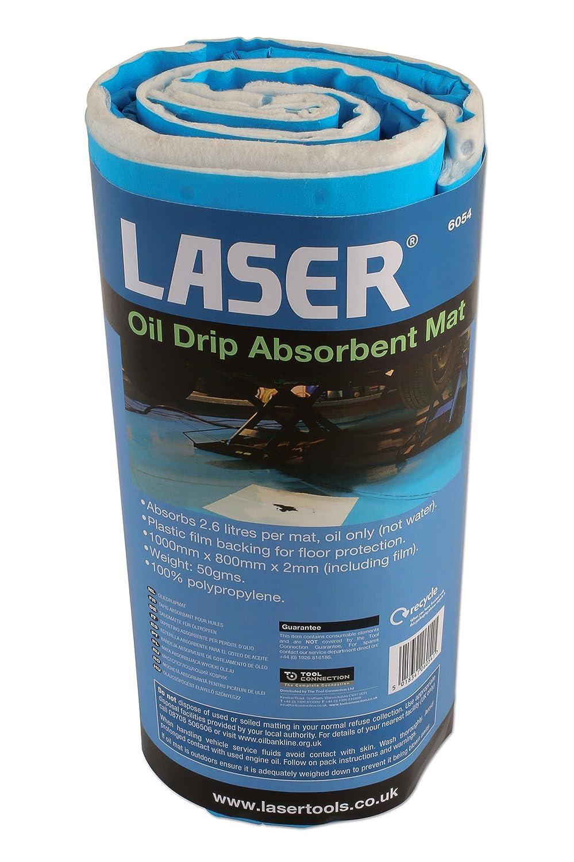 Laser 6054/ Alfombrilla Que Absorbe el Goteo de Aceite