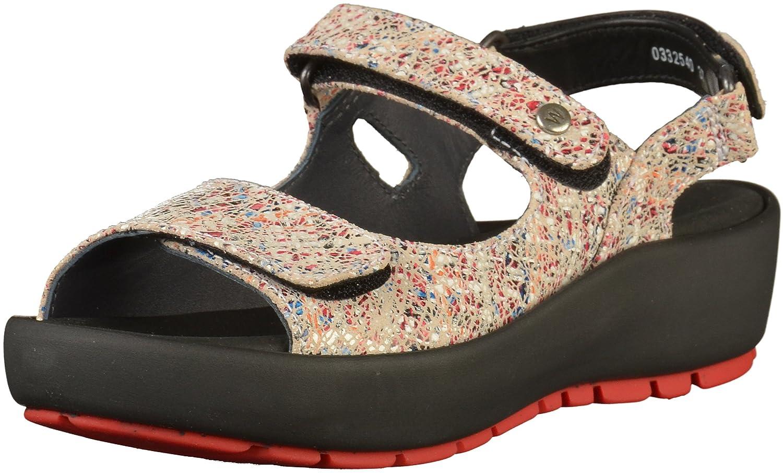 Rosa Wolky Damen Sandale