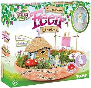 My Fairy Garden - Magischer Feen Garten (mit Samen)