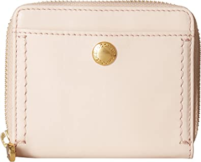 81a05ad6232 Amazon.com: Cole Haan Womens Benson II Zip Around Wallet Pink Blush One  Size: Clothing