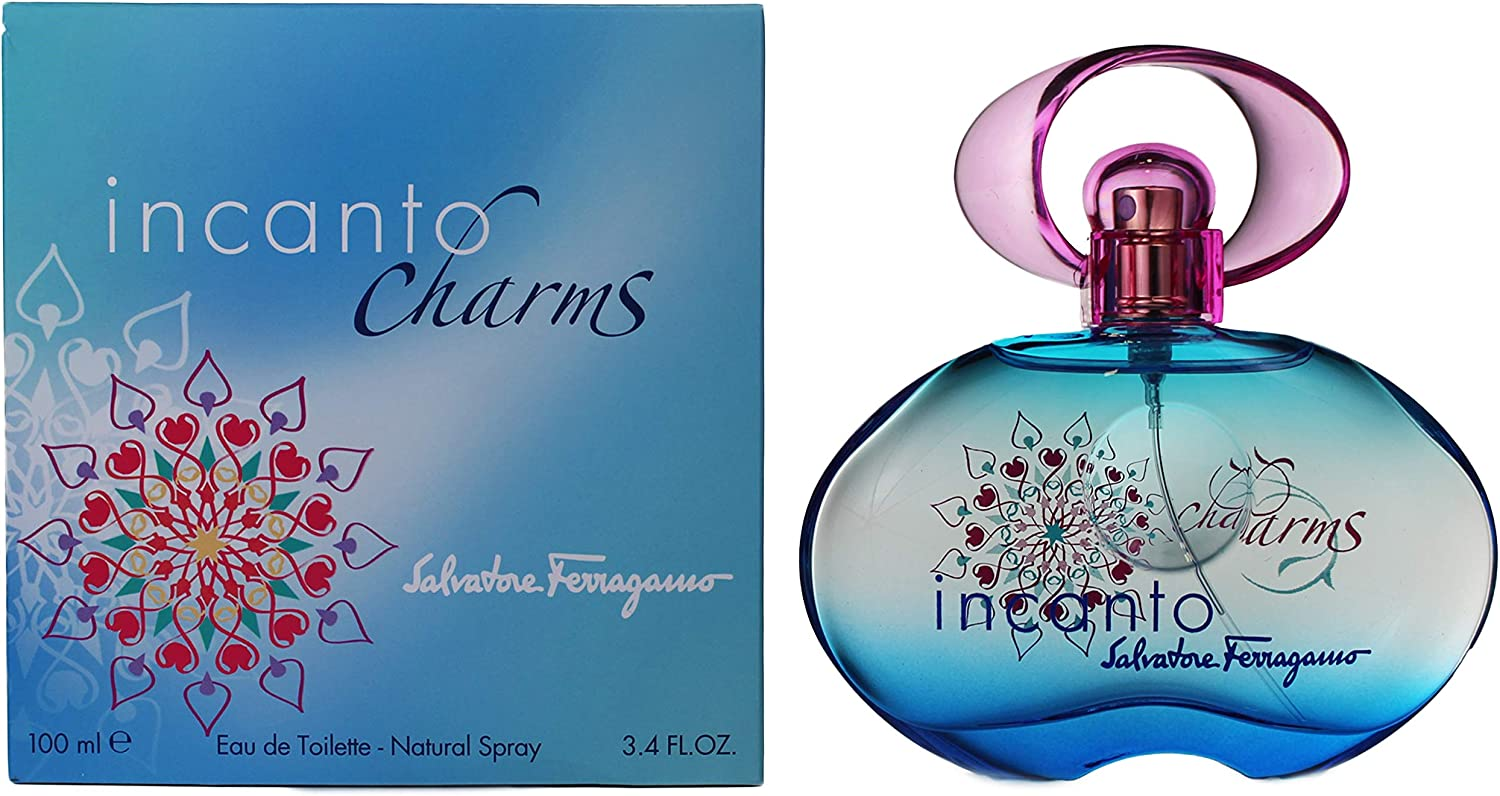 Salvatore Ferragamo Incanto Charms Eau de Toilette 100 ml