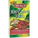 Emerald 84325 100 Calorie Pack Chocolate Cocoa Roast