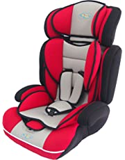 Bebe Style convertible 1/2/3 Combination Car Seat - Red