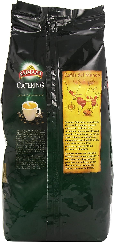 SAIMAZA GRANO CATERING NATURAL MEZCLA 1Kg: Amazon.es: Alimentación ...