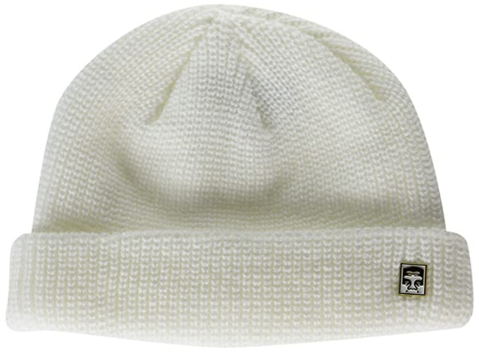 1c22be67009 Amazon.com  Obey Men s Micro Beanie