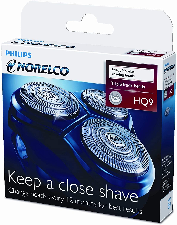 Philips cabezales de afeitado HQ9/50 - Accesorio para máquina de afeitar