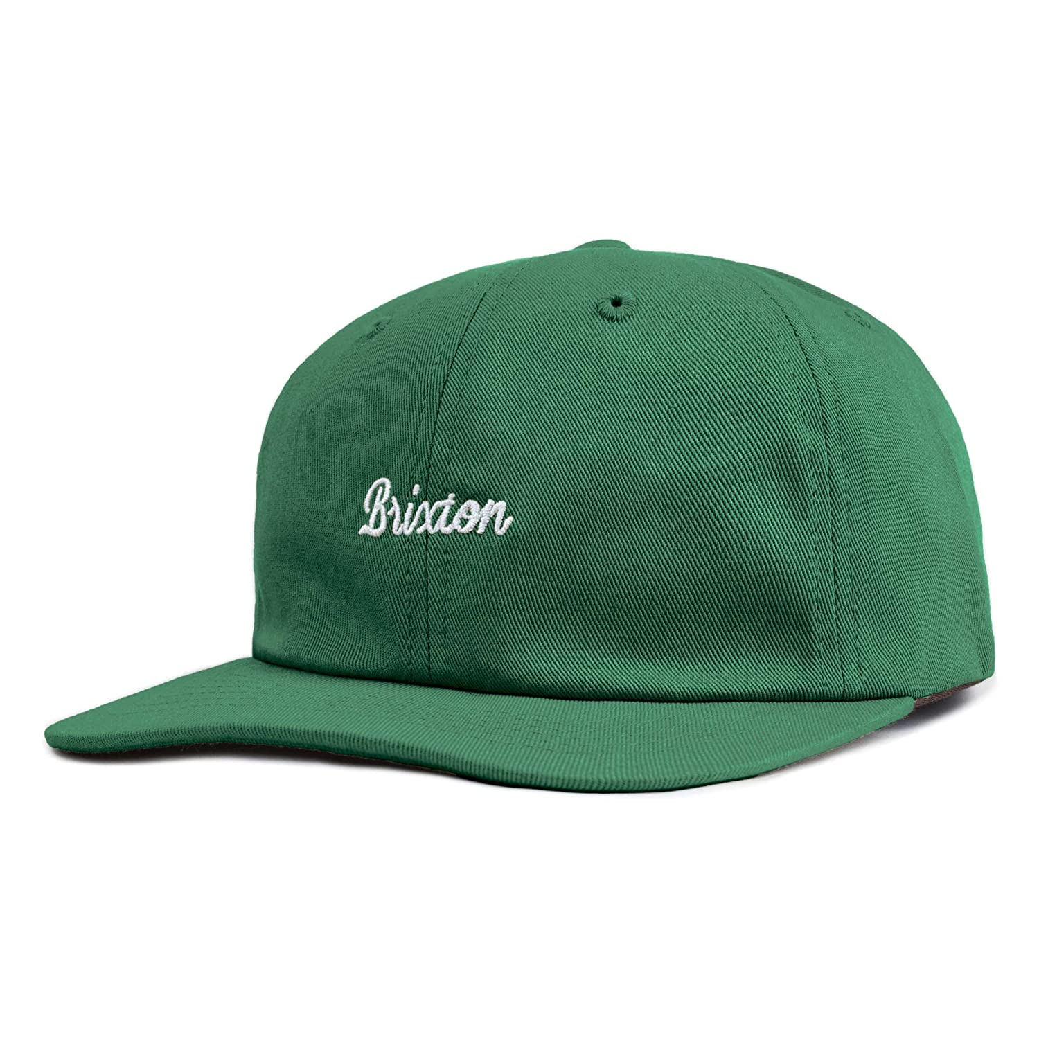 79e776952da Brixton Hats Watkins Baseball Cap - Khaki  Amazon.co.uk  Sports   Outdoors