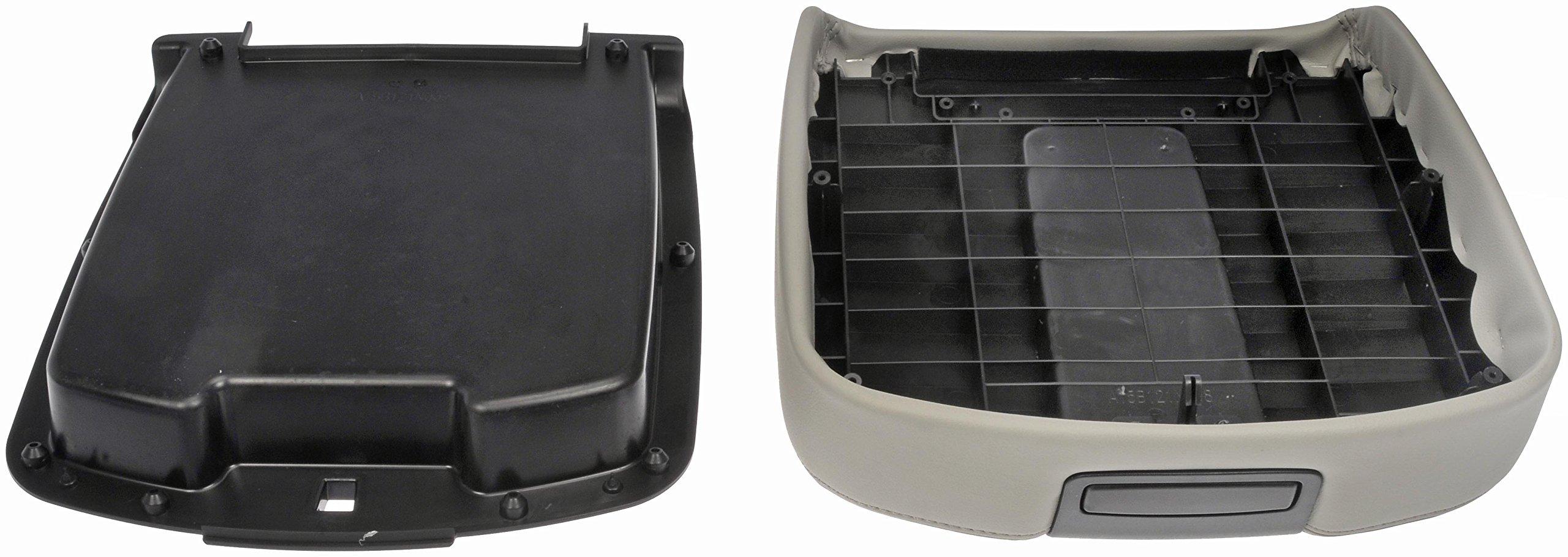Dorman OE Solutions 924-874 Console Lid Titanium by Dorman (Image #2)