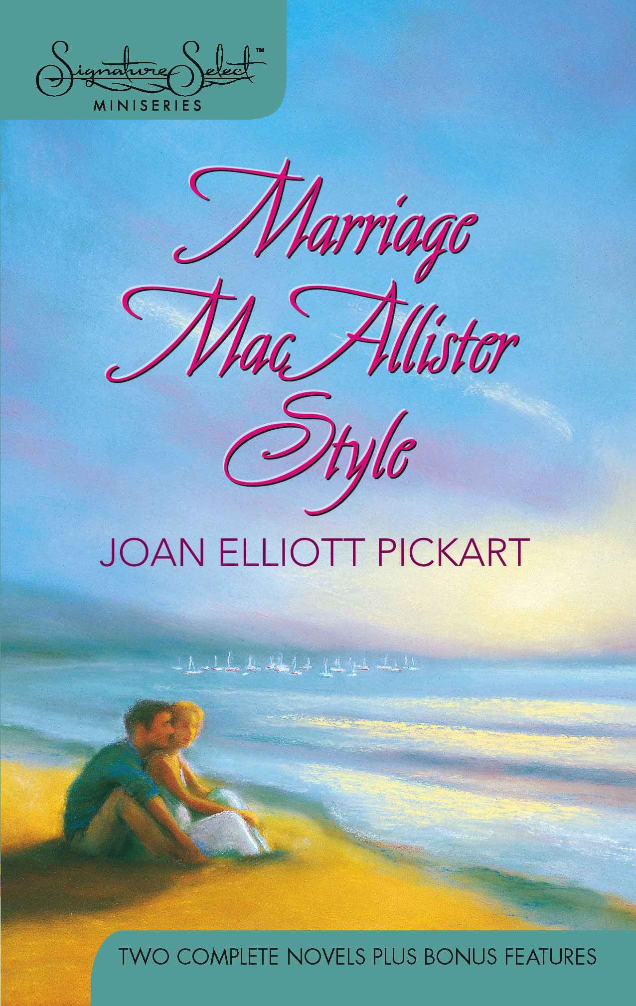 Marriage MacAllister Style: An Anthology (The Baby Bet) pdf epub