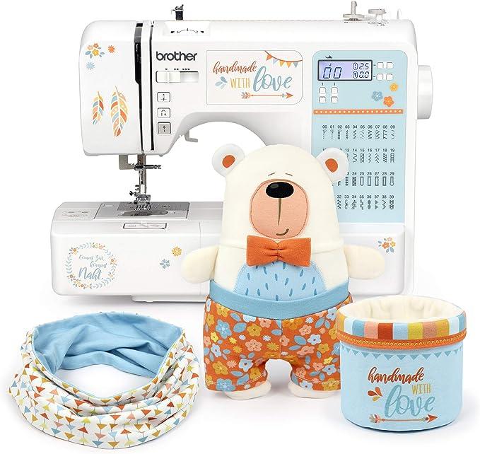 Máquina de coser para principiantes y avanzados: Brother FS-40 ...