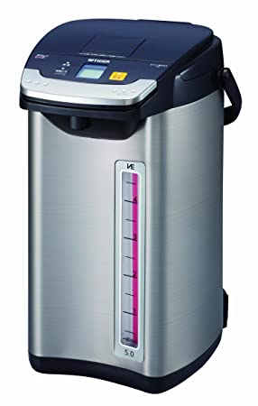 TIGER steam less VE electric thermos 5 0â