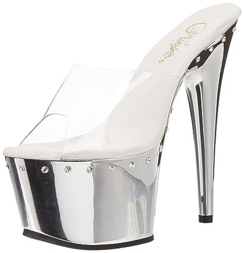 ea487def35d Pleaser Women's Adore-701LS Platform Sandal