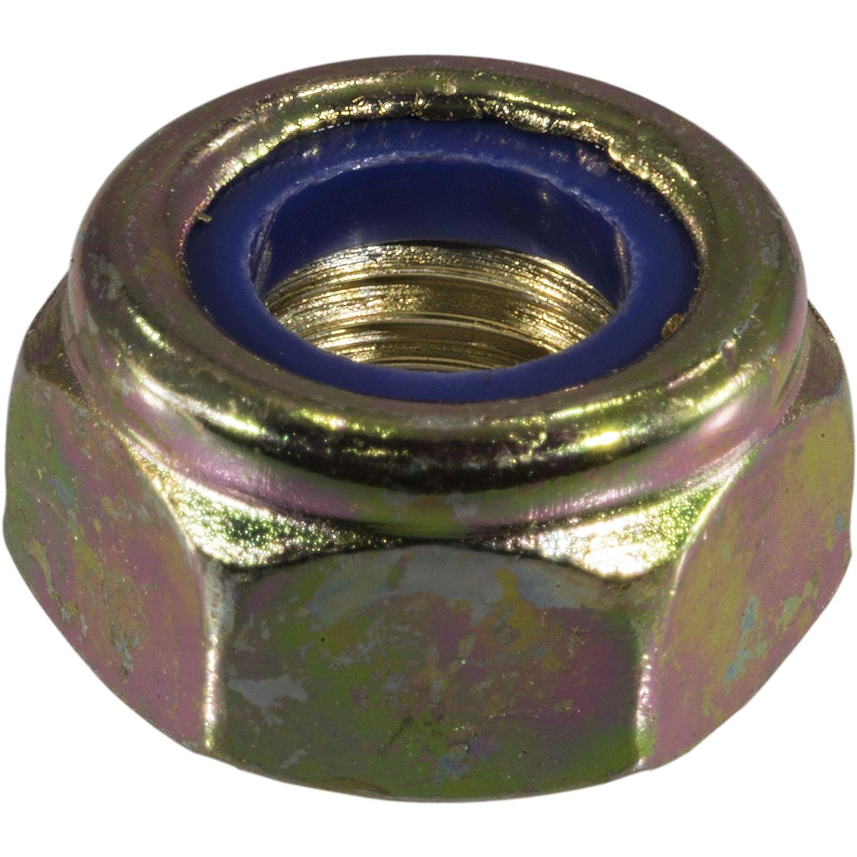 10mm-1.25 Piece-6 Hard-to-Find Fastener 014973278670 Nylon Insert Lock Nuts