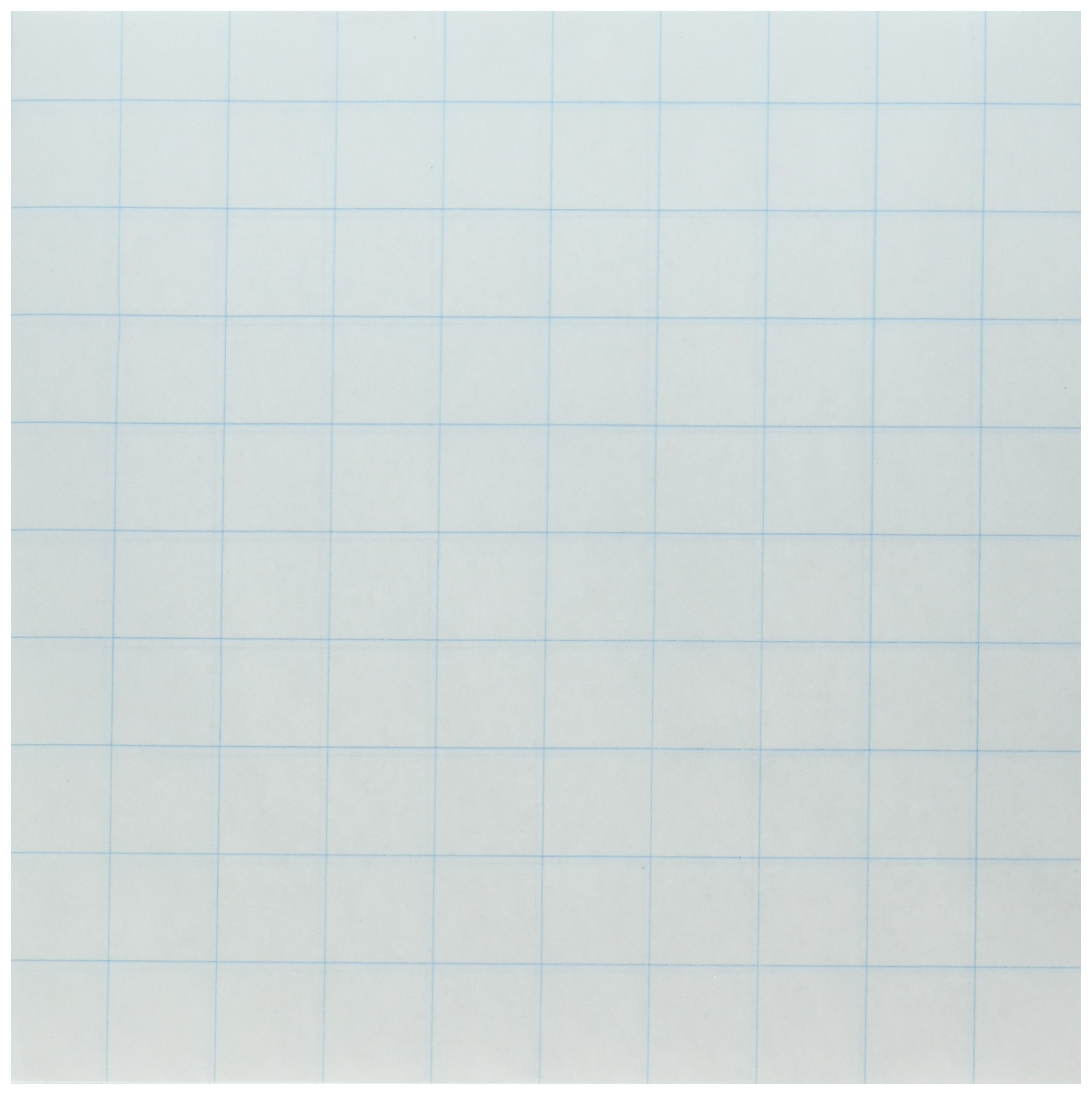 School Smart 3-Hole Punched Graph Paper with Chipboard Back - Pack of 500