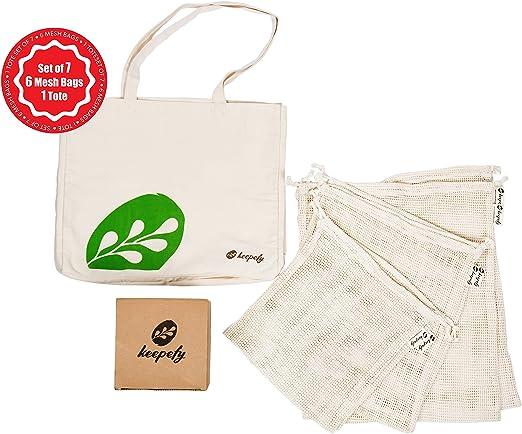 Bolsas reutilizables para productos – Bolsa reutilizable de ...