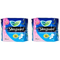 Laurier Super Slimguard Night, 30cm, 14ct (Pack of 2)