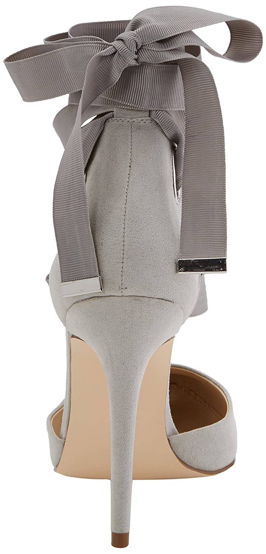 51G06UGRY, Escarpins Bout Ferm Femme - Gris - Gris (Grey Grey), 38Miss Selfridge