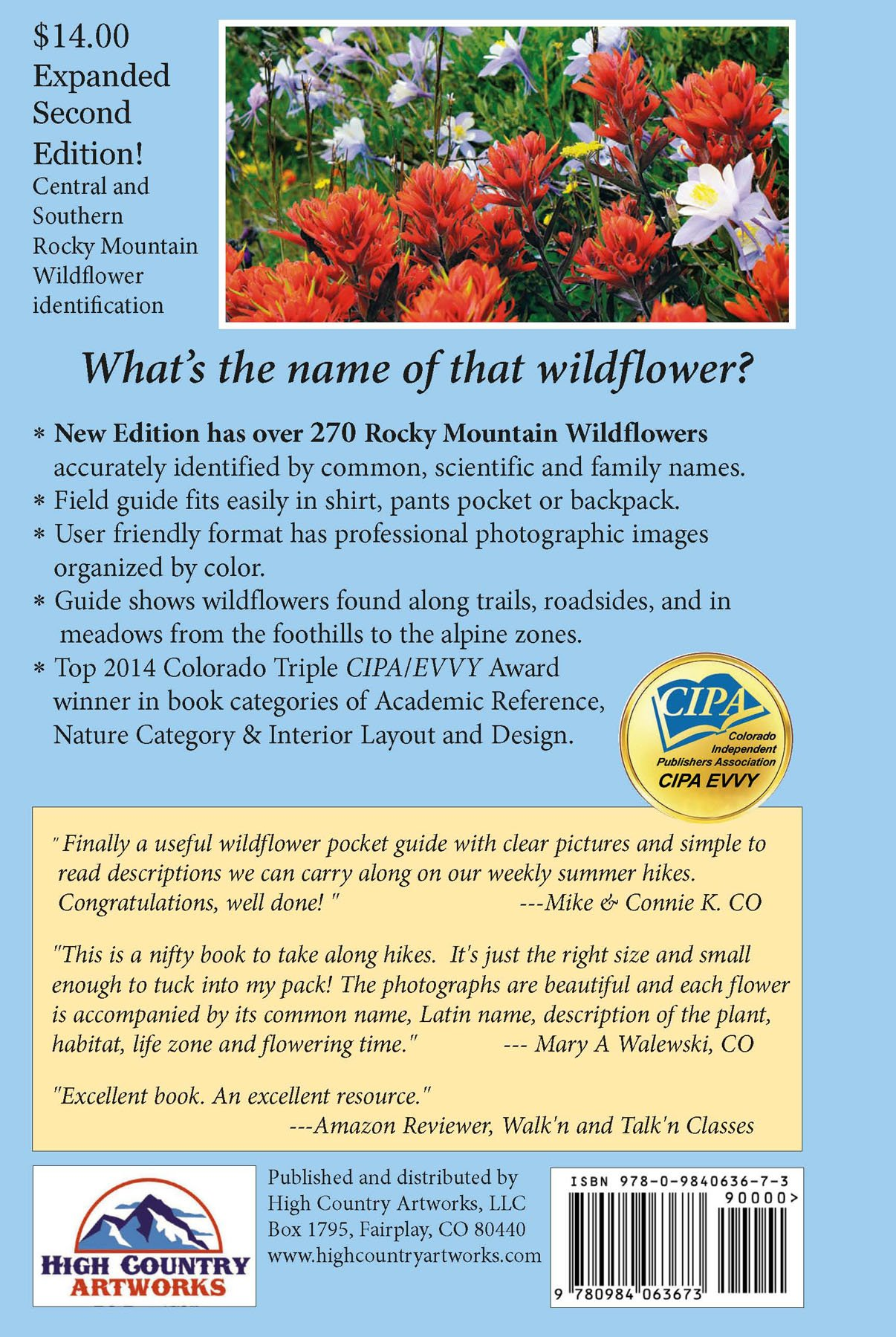 Rocky mountain wildflowers field guide linda s nagy linda nagy rocky mountain wildflowers field guide linda s nagy linda nagy bernie nagy mariska hamstra al schneider vivian pershing keith pershing izmirmasajfo Images